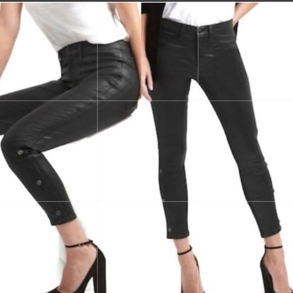 b5da9c036d3ce GAP Jeans | Mid Rise High Stretch Inner Cozy Jeggings | Poshmark